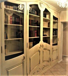 Библиотека на заказ эмаль